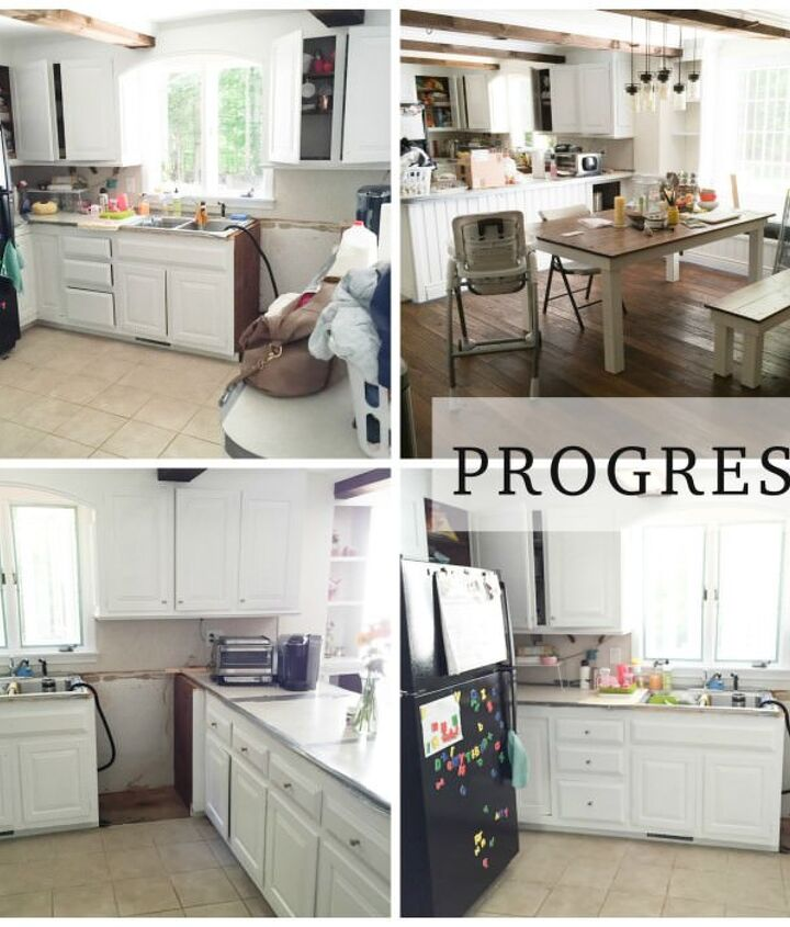 How To Give Your Kitchen A Rustic Farmhouse Makeover