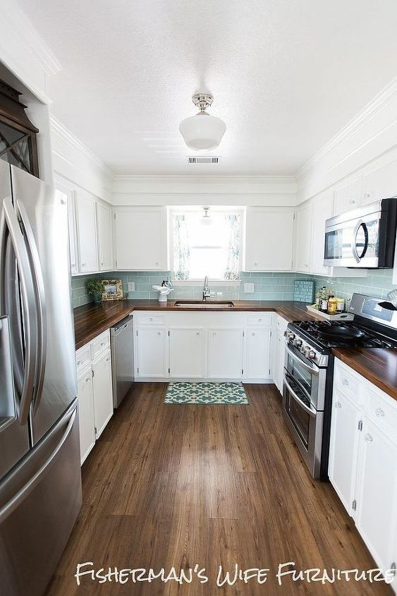 35 Fresh White Kitchen Cabinets Ideas To Brighten Your: 13 Kitchen Paint Colors People Are Pinning Like Crazy