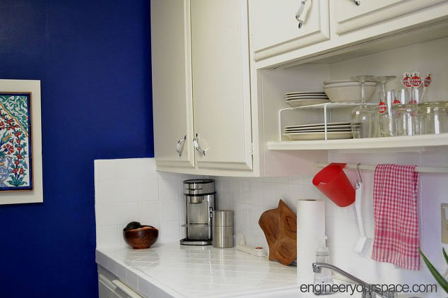 Blue Kitchen Paint Colors. Or paint cobalt blue on an entire wall 13 Kitchen Paint Colors People Are Pinning Like Crazy  Hometalk