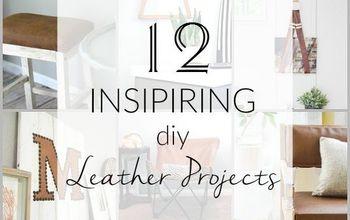 modern leather book and magazine holder, organizing, shelving ideas, storage ideas