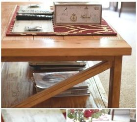 Charmant How To Build Your Own Rustic Coffee Table For Less Than 75, Rustic Furniture ,