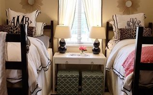 how to make a college university dorm room feel like home, bedroom ideas, home decor