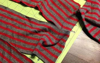 s 15 reasons not to trash your ugly worn out sweaters, crafts, repurposing upcycling