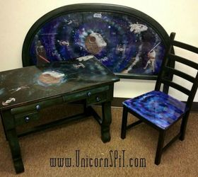 Create Space Themed Furniture