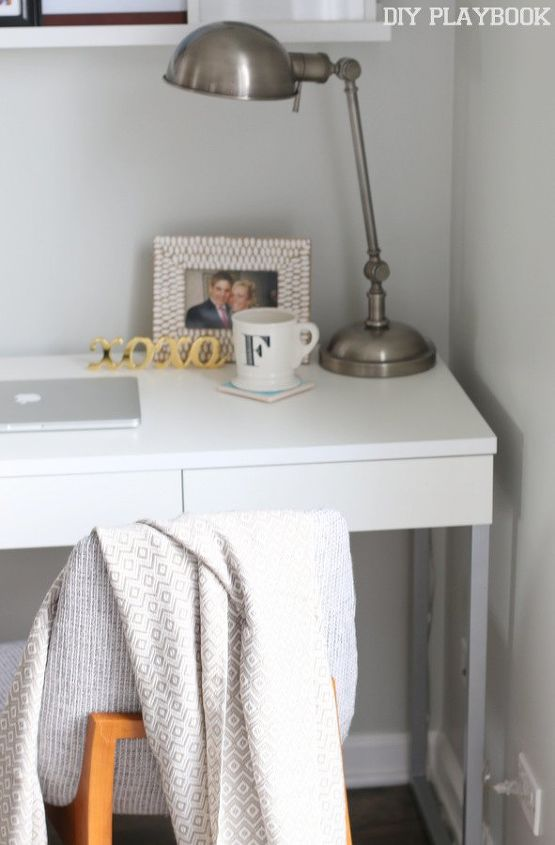 how to hide desk cords, how to, organizing