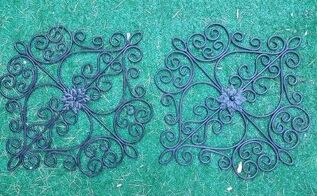 q wrought iron thrift store find what to do what to do , crafts, fences, repurposing upcycling