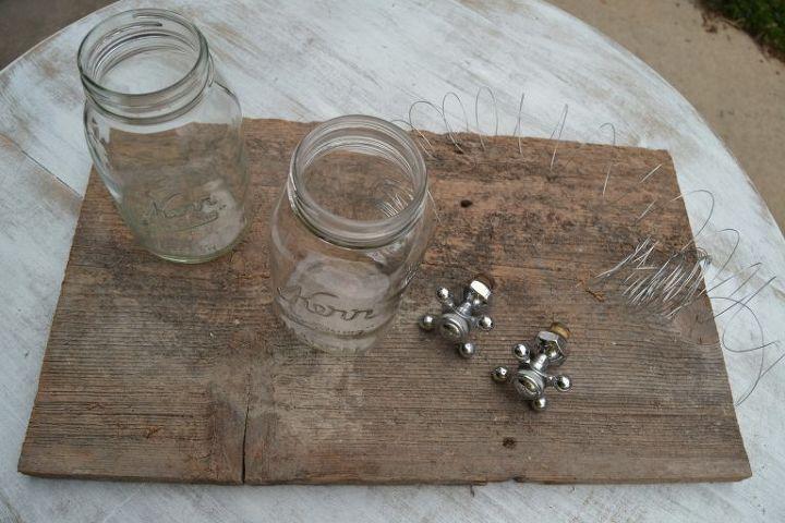 diy recycled bathroom organizer, bathroom ideas, crafts, organizing