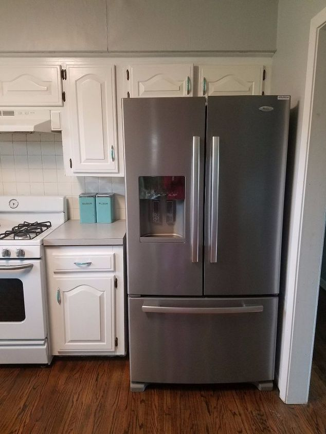 Total Kitchen Transformation...With a Bit of Retro History! | Hometalk