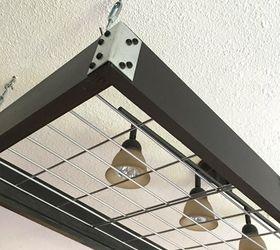 Industrial Pot Rack Creative Pan Handling , Kitchen Design, Organizing