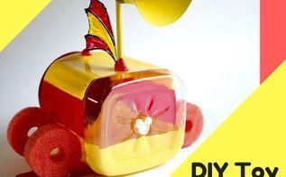 diy toy submarine, crafts