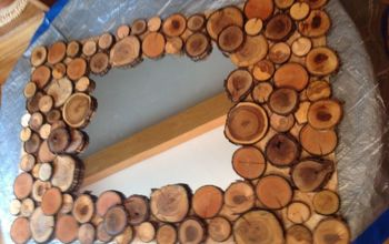 Mirror, Mirror From My Wood Pile!
