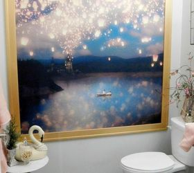 Shower Curtains Are Not Just For Showers , Bathroom Ideas, Diy, Home Decor, Part 88
