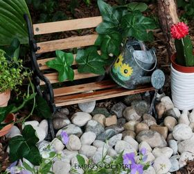 Make A Fairy Garden Water Fountain That Really Works, Gardening, Ponds  Water Features