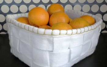 turn a bleach bottle into a storage basket, crafts, organizing, repurposing upcycling, storage ideas