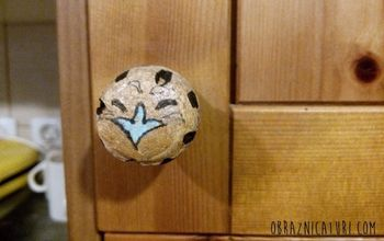 the easiest free makeover using wine corks, crafts, how to