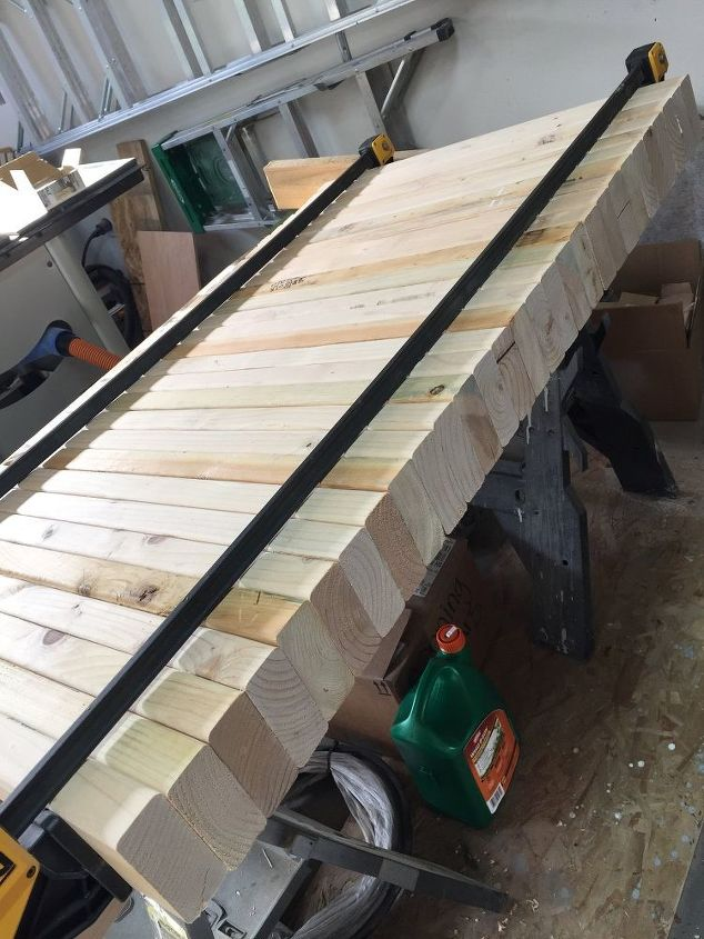 rustic wheel barrow coffee table, repurposing upcycling