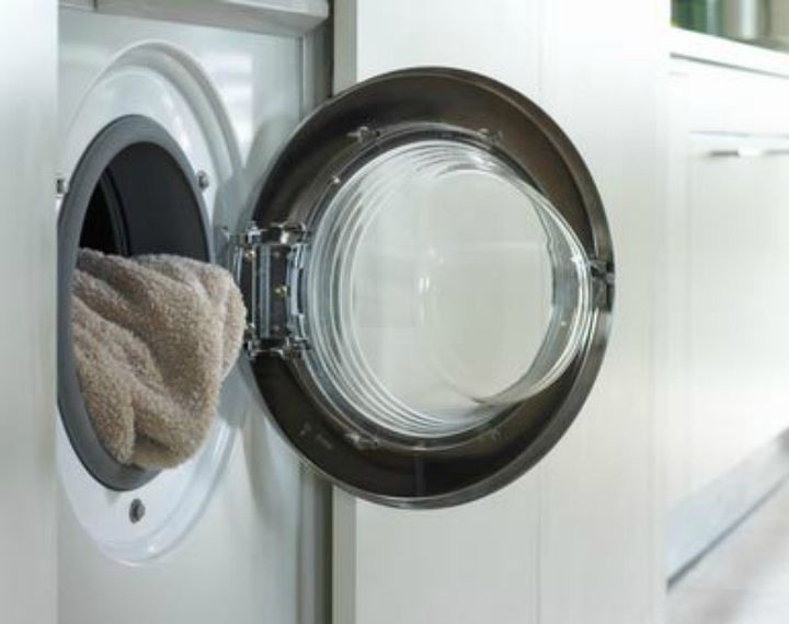 s 11 no scrub ways to clean your washer and dryer, appliances, cleaning tips, Remove your clothes promptly after washing