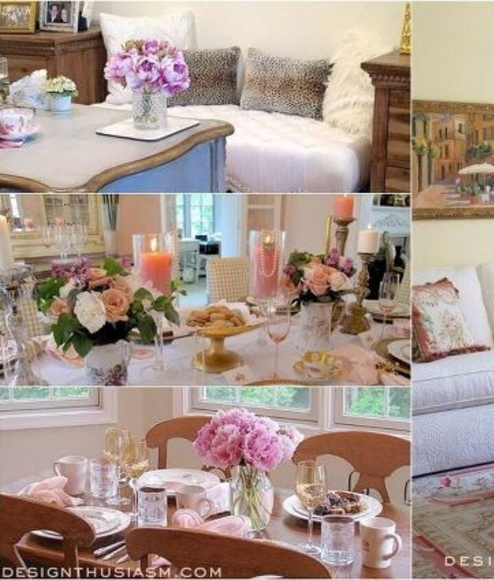 live from a hometalker s french country townhouse