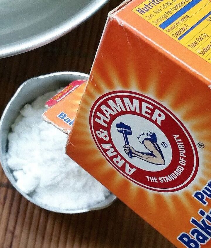 Let's start with the baking soda