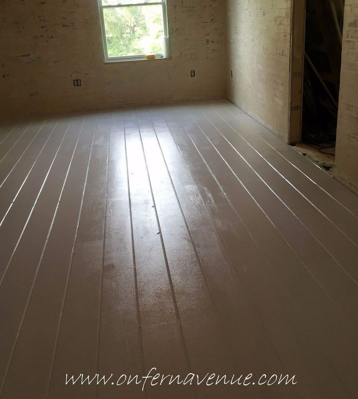 Laying Shiplap Floors Hometalk