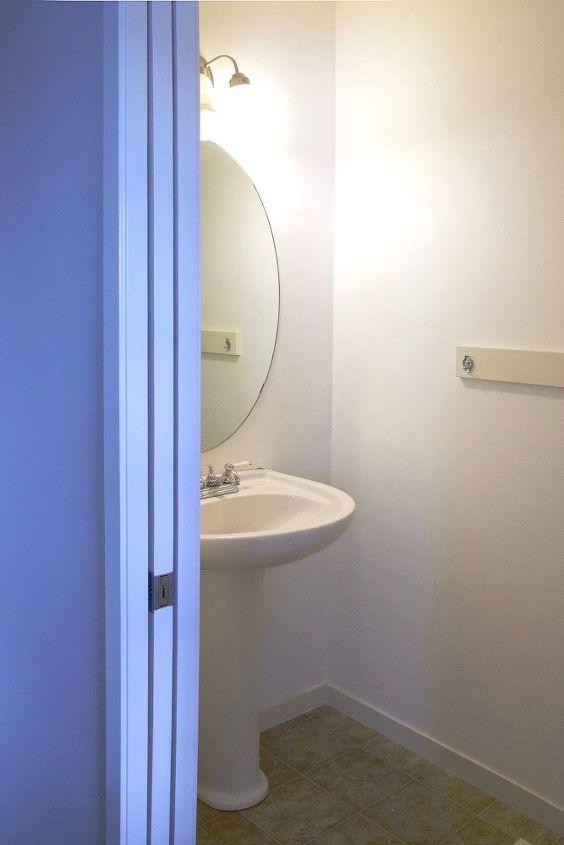How To Make Your Half Bath Look Amazing In 12 Hours Hometalk