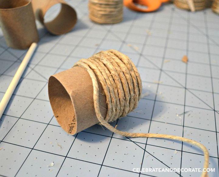 diy coastal napkin rings, crafts, repurposing upcycling