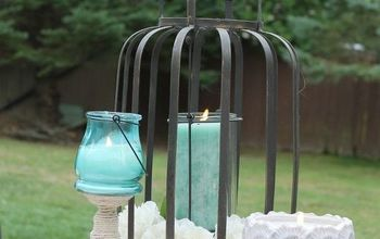Coastal Inspiration for a DIY Candle Holder