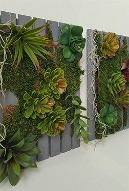 diy vertical succulent garden, container gardening, flowers, gardening, succulents