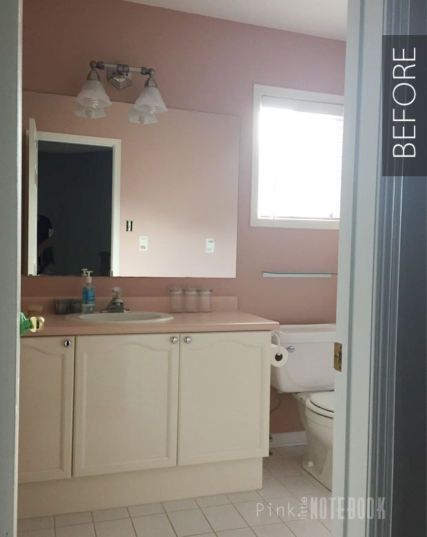 diy bathroom makeover on a budget, bathroom ideas, diy