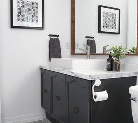 Superior Diy Bathroom Makeover On A Budget, Bathroom Ideas, Diy