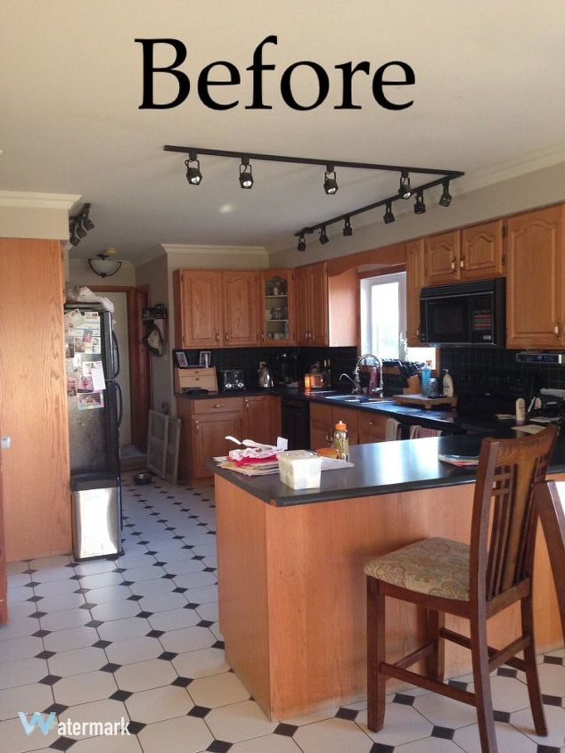 How To Paint Colour In The Kitchen Diy Hometalk