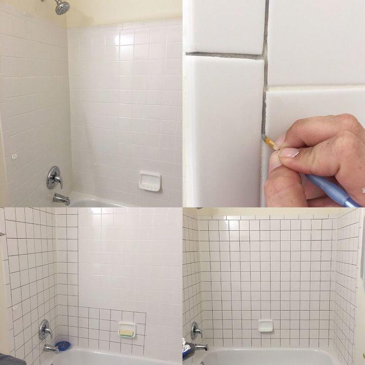Easy DIY Builders Grade Bathroom Updates Hometalk - Easy bathroom updates