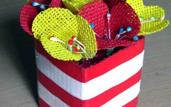 diy how to make flower bouquet in just 7 minutes at home, crafts, how to