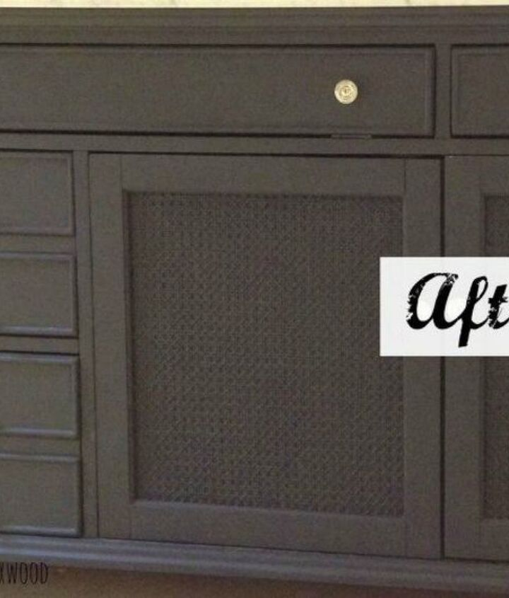 s 11 ways to transform your bathroom vanity without replacing it, bathroom ideas, Update it with chalk paint