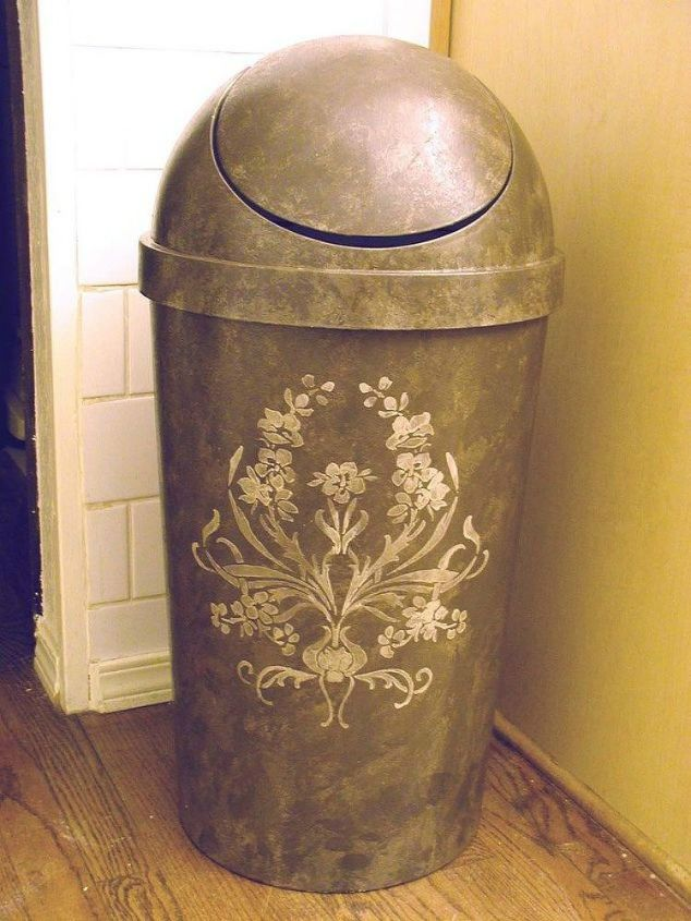 S Tired Of Your Ugly Trash Can Here Are 12 Amazing Ideas Crafts Woodworking
