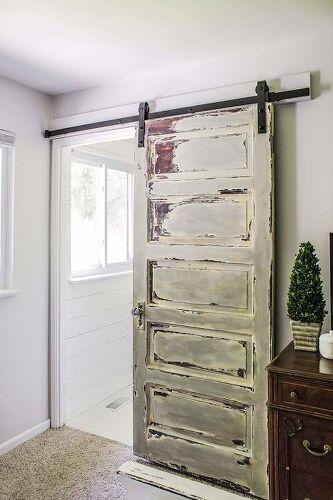 Draft Proofing An Indoors Barn Door Hometalk