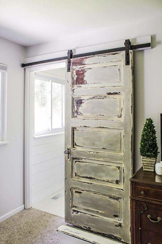 q draft proofing an indoors barn door, doors, home maintenance repairs