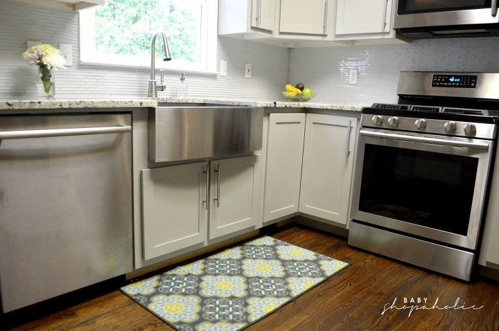 gray kitchen makeover before after kitchen cabinets kitchen design - Kitchen Makeovers Before And After Photos