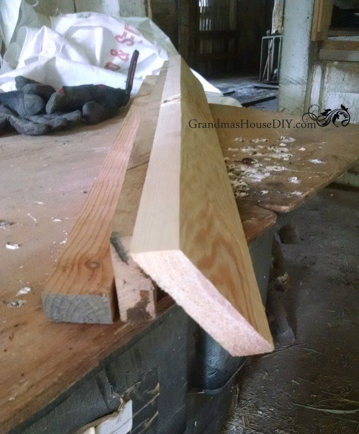 making our door thresholds by hand , doors, home maintenance repairs, woodworking projects
