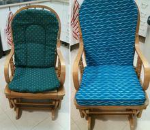 refurbished rocking chair, furniture repair