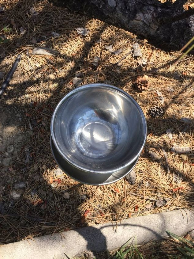 re purposing to create a bird feeder, animals, crafts, outdoor living, pets animals, repurposing upcycling
