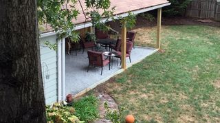 , The pavilion was built on the rear of my existing garage The roof line was extended and asphalt shingles were used