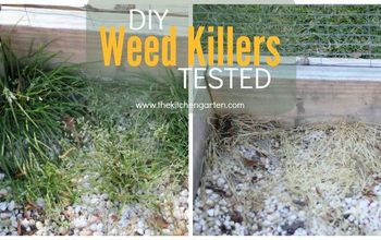 DIY Weed Killers- TESTED!
