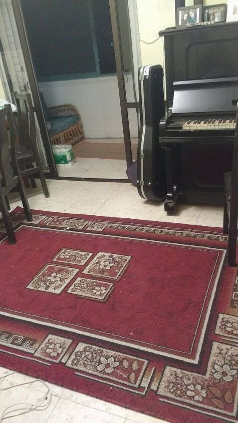 q how can i clean my new area rug , cleaning tips, fabric cleaning, reupholster