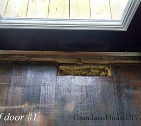 making our door thresholds by hand  doors home maintenance repairs woodworking projects & Making Our Door Thresholds by Hand! | Hometalk