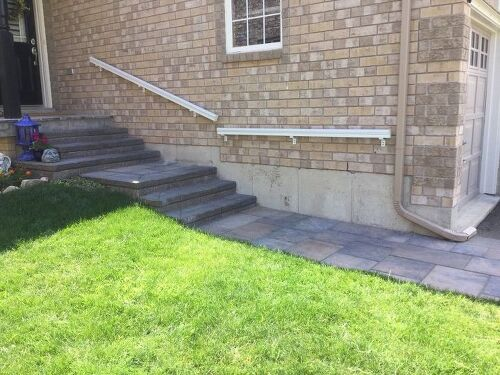 can the exterior concrete foundation be painted hometalk