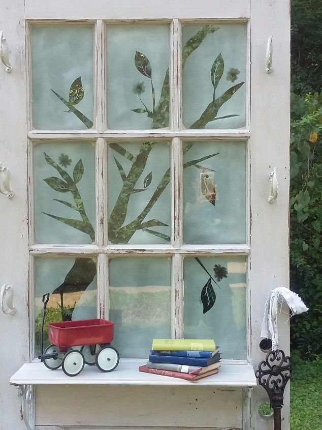 recycle 1 old chandelier 1 old door to this , doors, how to, lighting, painting, repurposing upcycling
