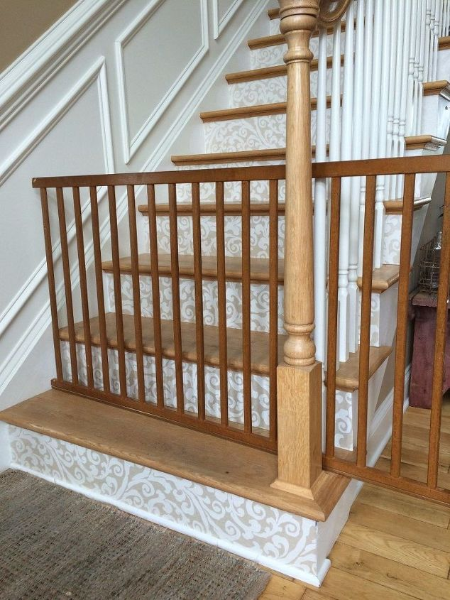 Stairway Gate Made From A Child S Crib Hometalk