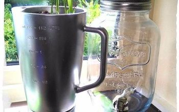 repurpose your old blender, container gardening, how to, repurposing upcycling