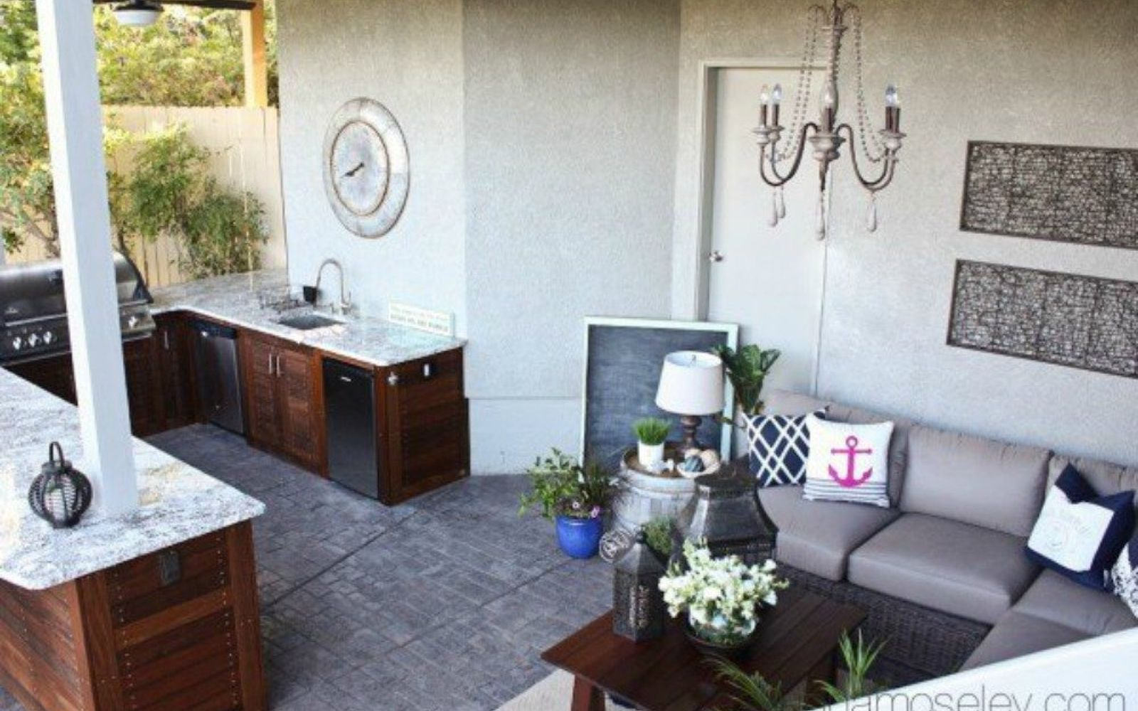 9 outdoor kitchens we re dreaming of this bbq season hometalk